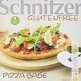 Schnitzer Glutenfreier Pizzaboden zum selbstbelegen, 3 x 100 g, 4er Pack (4 x 300 g) -