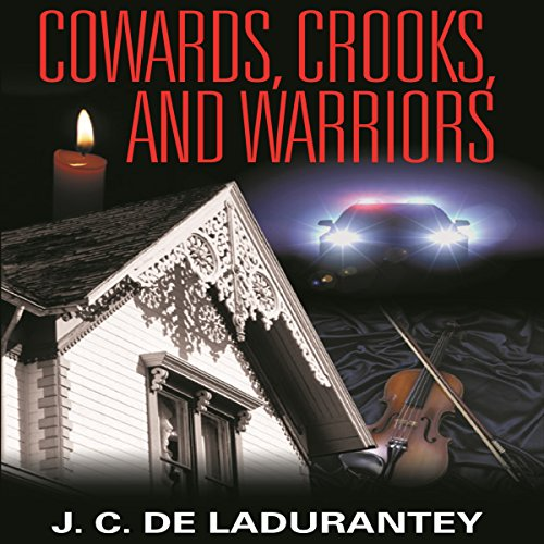 Cowards, Crooks, and Warriors audiobook cover art