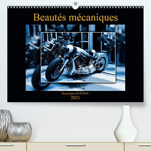 avis motos a2 professionnel Beauté mécanique (top calendrier 2021 DIN A2 horizontal)