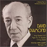 David Diamond Vol. 4