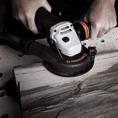 ARBORTECH Power Carving Unit | Winkelschleifer zur Holzbearbeitung mit Drehzahlregelung - 7