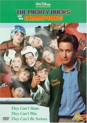 Mighty Ducks Are The Champions [UK Import]