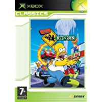 The Simpsons Hit And Run Xbox Ver. Reino Unido