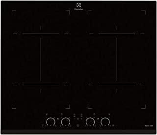 Electrolux 60CM Induction Hob, 4 Cooking Zones, Bridge Function, EHL6740FAZ