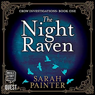The Night Raven cover art