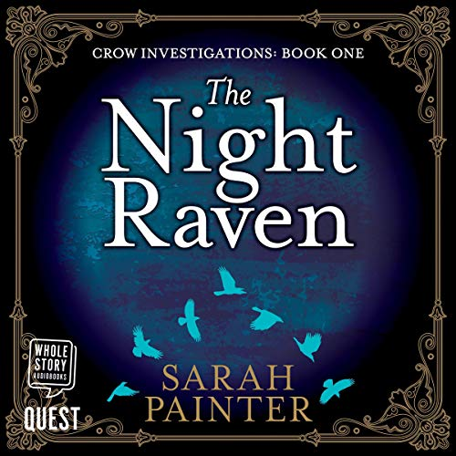 Couverture de The Night Raven