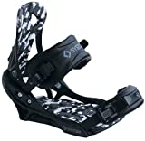 System APX Men's 2021 Snowboard Bindings