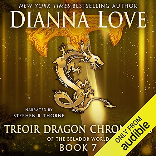 Treoir Dragon Chronicles of the Belador World: Book 7 cover art