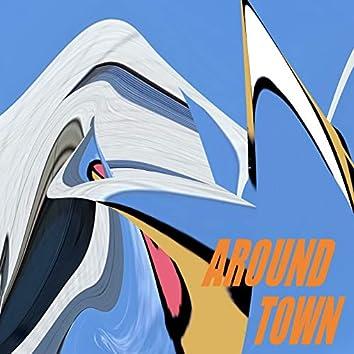 AROUND TOWN (feat. DIVO)