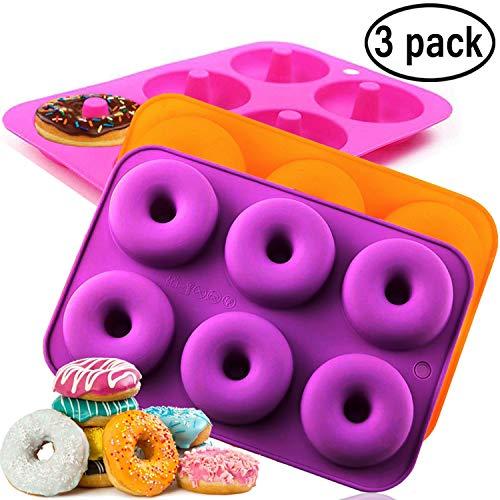 classement un comparer Type beignet en silicone, type beignet antiadhésif, lave-vaisselle, four, micro-ondes…