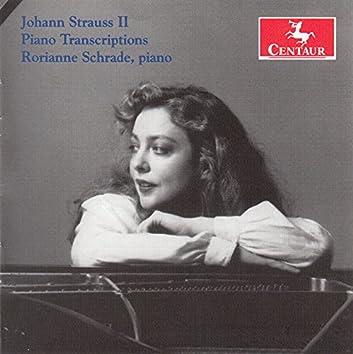 Johann Strauss II: Piano Transcriptions