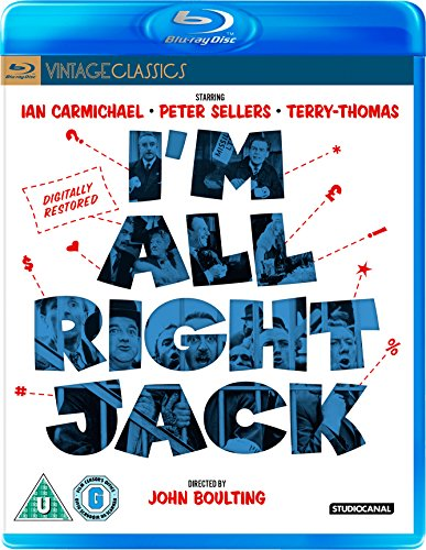 I'm All Right Jack [Blu-ray]