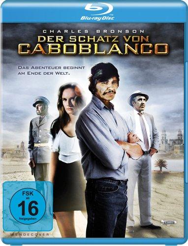 Der Schatz von Caboblanco [Blu-ray]