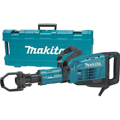 Makita HM1307CB Martello DEMOLITORE Hex 28,6mm,1510W, 34.9 J, 120 V, Colore:, 89.79 x 18.39 x 37.21 cm