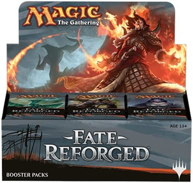 Ranking TOP3 Magic The Gathering Low price Fate Booster Box Reforged