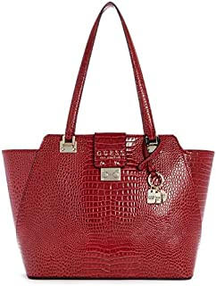GUESS Womens Cleo Cross-Body Bag