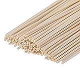 Senkary 150 Pieces Reed Diffuser Sticks Wood Rattan Reed Sticks Fragrance...
