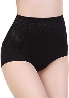 Women High Waist Thong Shapewear Panty Waist Tummy Control Underwear
