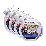 SONAX 4X 02724000 Xtreme ScheibenReiniger Sommer gebrauchsfertig 3L