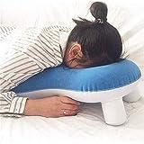 Retina mentira almohada transpirable duradera cabeza suave / soporte de hombro almohada después de la cirugía ocular Almohadas Pacientes para el desprendimiento de la retina durante la recuperación So
