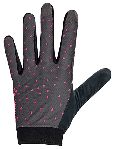 VAUDE Damen Handschuhe Dyce Gloves II, iron, 7, 404718440700