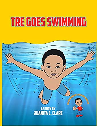 Tre Goes Swimming