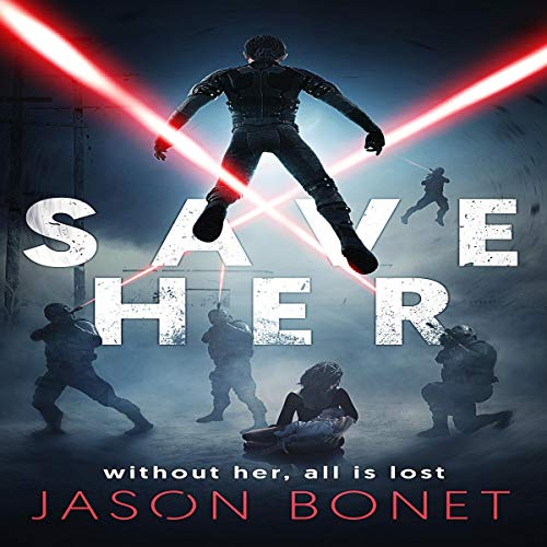 Save Her audiobook cover art