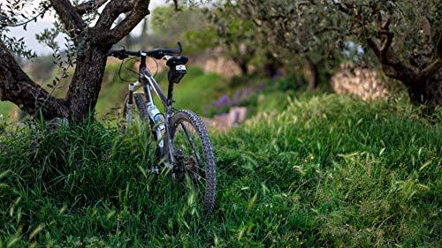 Puzzle De 1000 Piezas Bicicleta En La Hierba Rompecabezas De Madera Rompecabezas De Piso De Impresión De Alta Definición Juegos Relajantes Puzzle Infantil