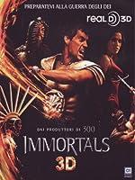 Immortals (3D) (2 Dvd) [Italian Edition]