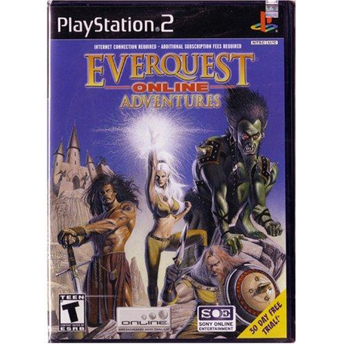 Everquest Online Adventures / Game