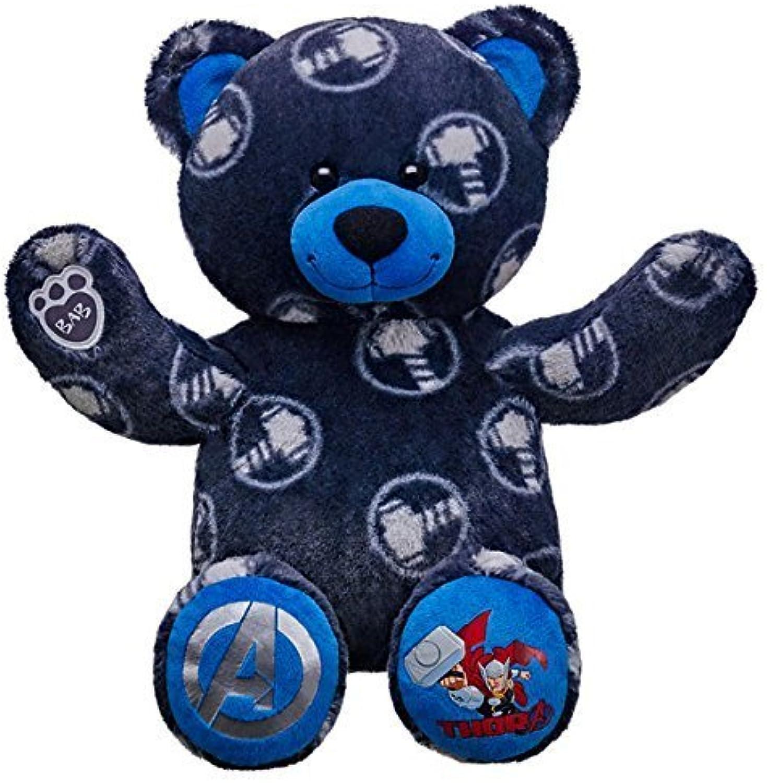 Felices compras Build a a a Bear Workshop 16 in. Thor Teddy Bear by Build-a-Bear  Envío 100% gratuito