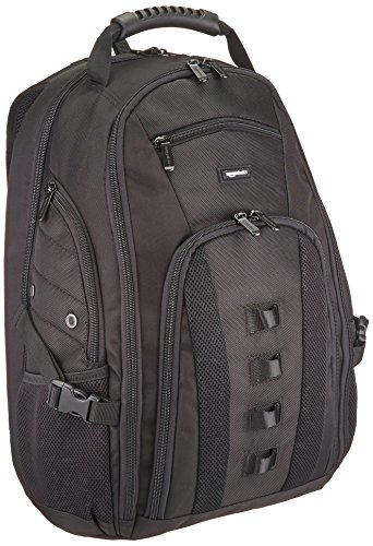 Amazon Basics Travel 17 Inch Laptop Computer Backpack - 4-Pack