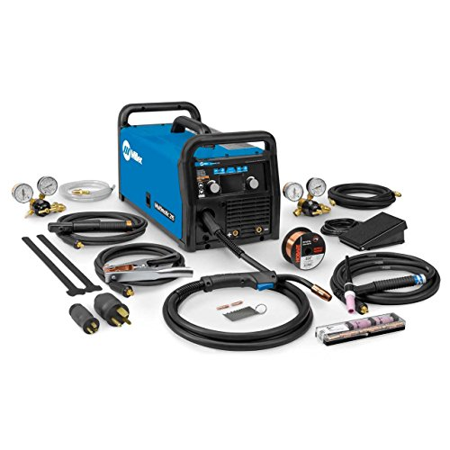Miller 951674 Multimatic 215 Multiprocess Welder with TIG Kit