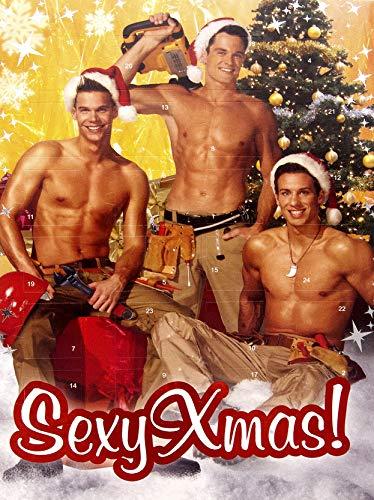 Adventskalender / Sexy Men / Handwerker / Schokolade / Weihnachten