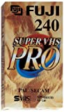 Fuji SE 240 min S-VHS-Videocassette -