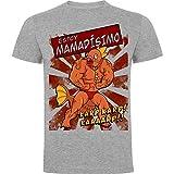 Camiseta Estoy Mamadísimo Parodia Magikarp Pokemon Meme Fan Art (M)