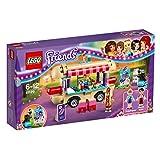 LEGO Friends Set Costruzioni il Furgone Degli Hot Dog del Parco, Colore Vari, 41129