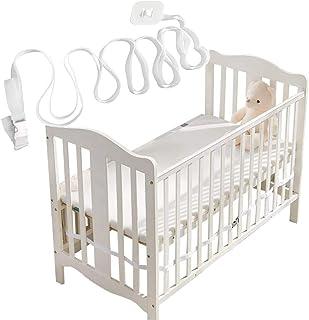 Gurt für Babybett, Beistellbett Befestigung, Babybett Befestigung 8m Weiß Befestigung Beistellbetten Gurt, für Boxspringbetten