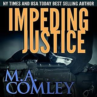 Impeding Justice audiobook cover art