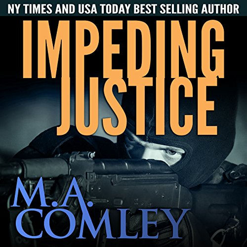 Impeding Justice audiobook cover art