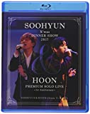 SOOHYUN X'mas DINNER SHOW 2017 &...[Blu-ray/ブルーレイ]