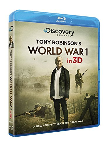 World War I (in 3D) With Tony Robinson [Blu-ray3D] [UK Import]