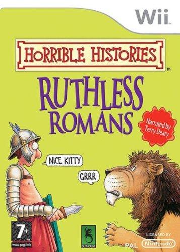 Horribles histoires les redoutables romains