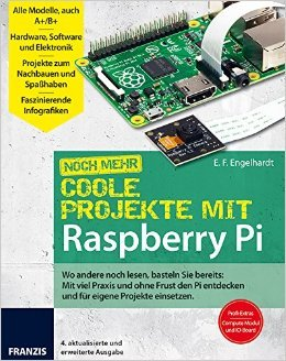 Coole Projekte mit Raspberry Pi (Professional Series) ( 27. Februar 2015 )