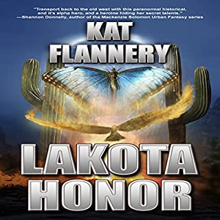 Lakota Honor cover art