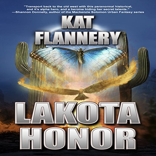 Lakota Honor audiobook cover art