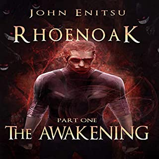 Rhoenoak: The Awakening (Volume 1) audiobook cover art