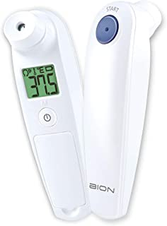 Bion Non-Contact Temple Thermometer HB500, 0.098 kg