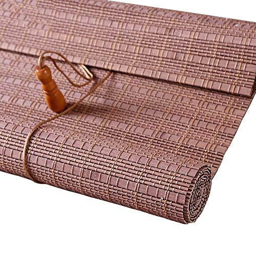 ZXL Pergola Rollo/Bambus Roll Rolls, Outdoor Rollo für Veranda Patio Deck Pavillon Carport, (Size : 110cm×175cm)
