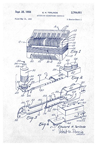 Accordion Instrument Patents